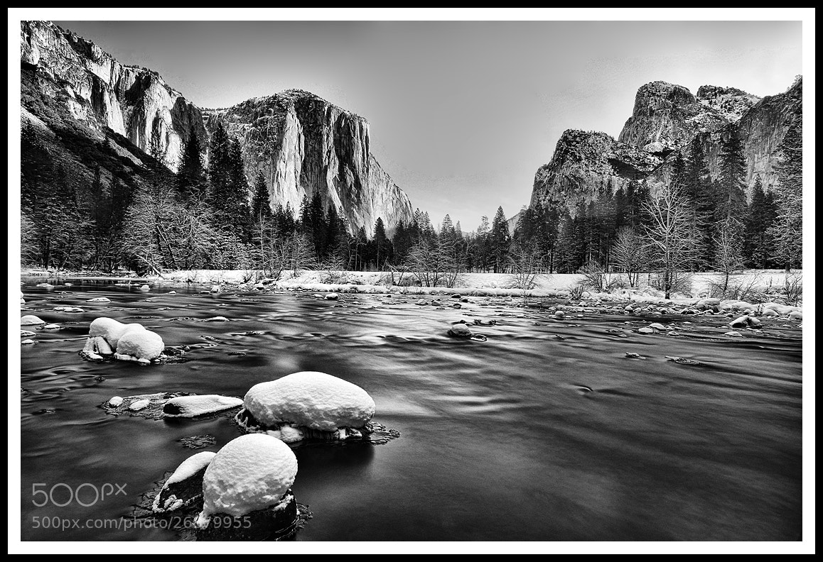 Photograph Yosemite Valley by Peter Dang on 500px