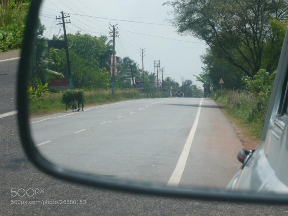 Photograph A Road not taken!! by Yeshwanth Kornaya on 500px