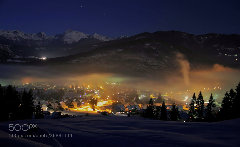 Photograph Our little town! by Jože Borišek on 500px