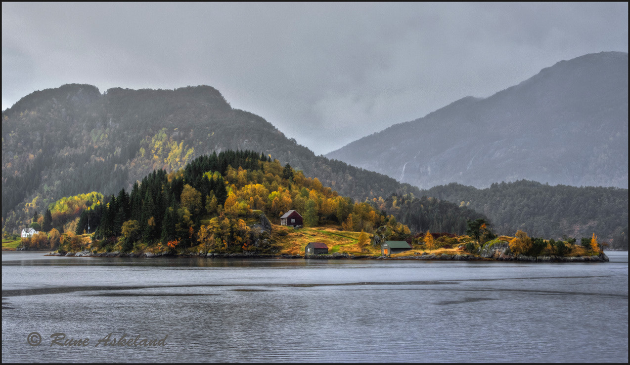 Photograph Rainy day by Rune Askeland on 500px