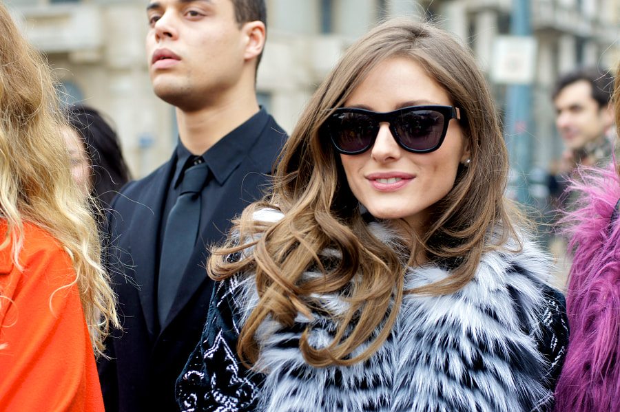 Photograph Olivia Palermo by Roberto Campos on 500px