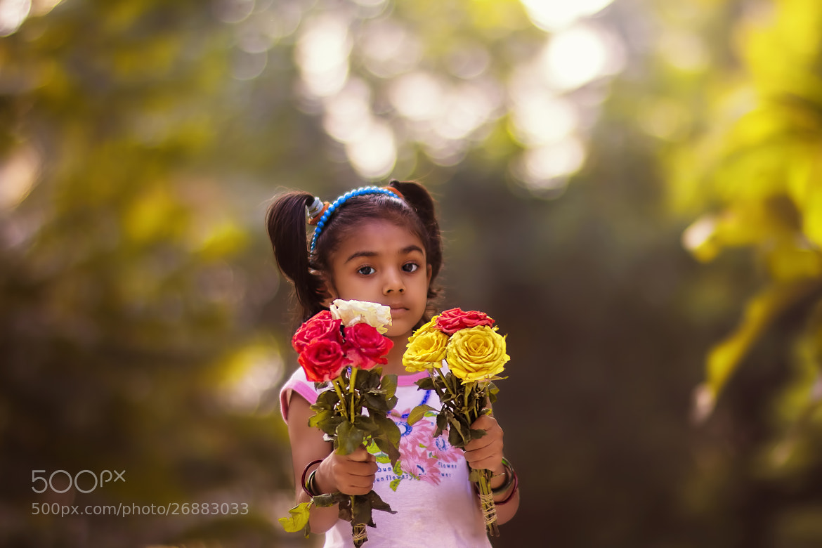 Photograph Nandana  by Sreekumar  Mahadevan Pillai on 500px