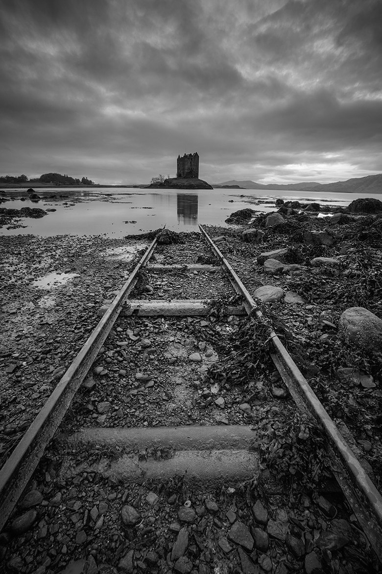 Photograph Castle Stalker by James Grant on 500px