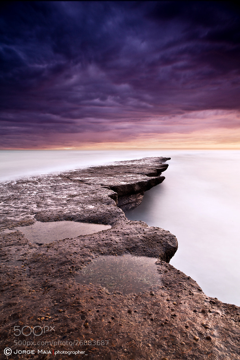 Photograph Painted sunset  by Jorge Maia on 500px