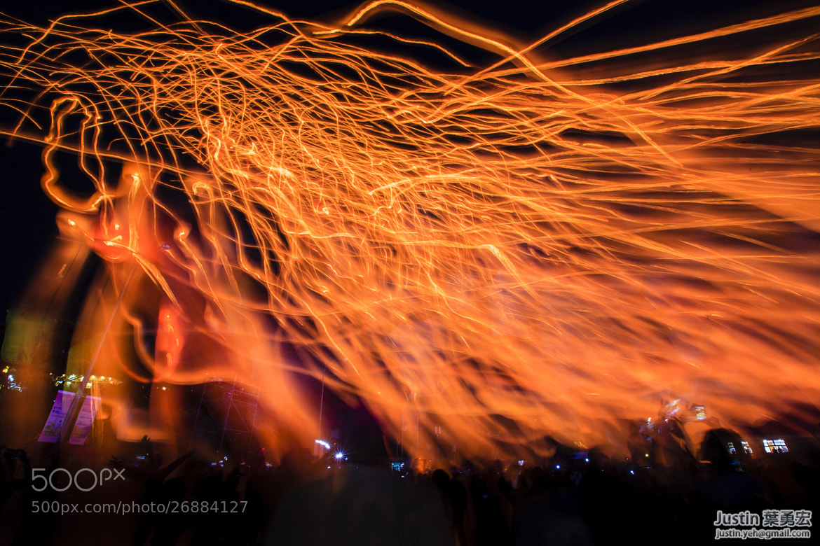 Photograph PINGXI SKY LANTERN FESTIVAL by Justin Yeh on 500px