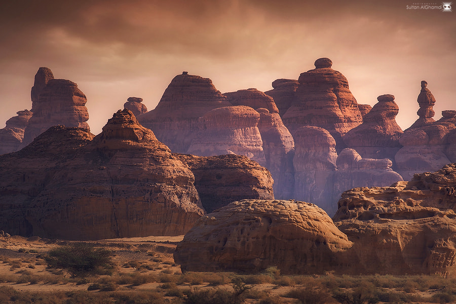 Photograph heads of devils by sultan alghamdi on 500px