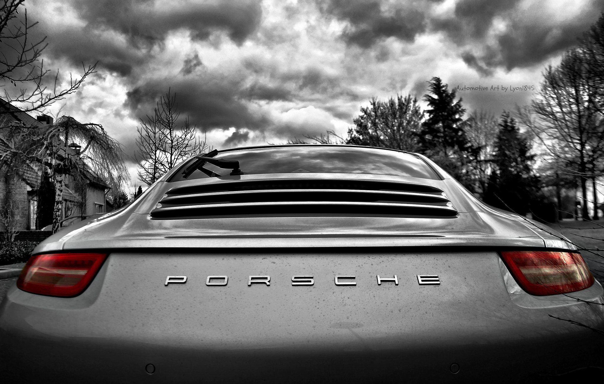 Photograph Dark clouds above a Carrera by lyon1845 on 500px