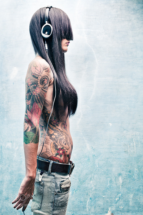 Photograph Tattoo&Jeans by Biel Grimalt on 500px