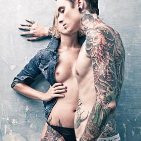 Tattoo & Jeans  by Biel Grimalt (BielGrimalt) on 500px.com