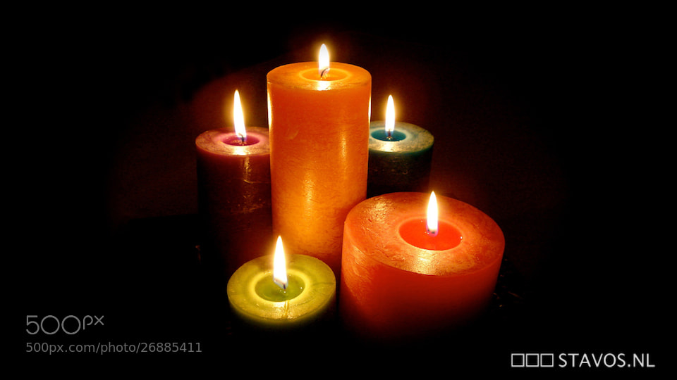 Photograph Candlelight by stavos on 500px