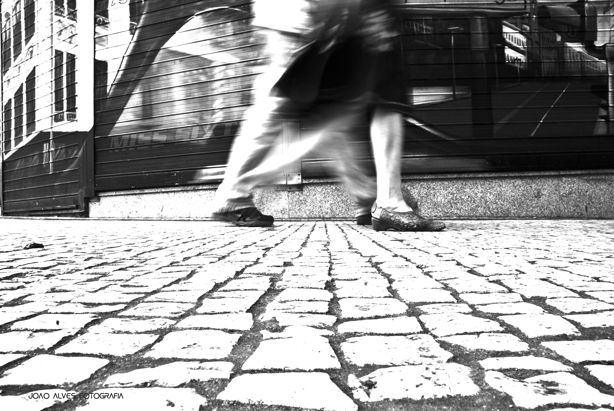 Photograph Walking in the street by Joao Alves on 500px
