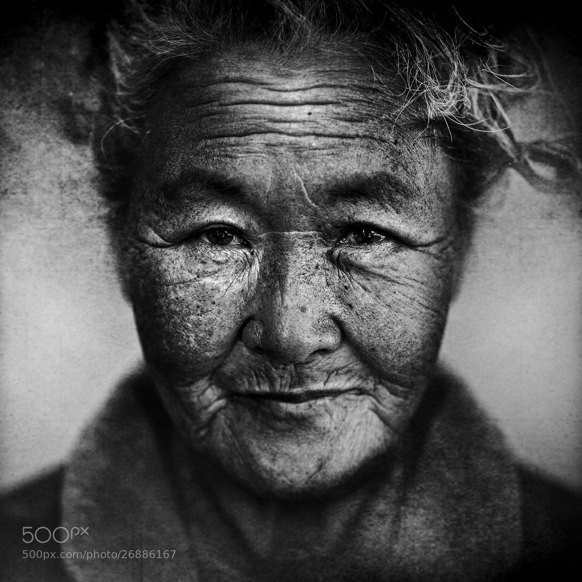 Photograph Pookie by Lee Jeffries on 500px