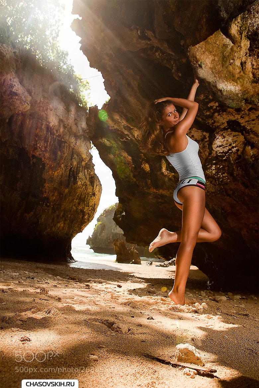 Photograph Surfgirl by Vladimir Chasovskih on 500px
