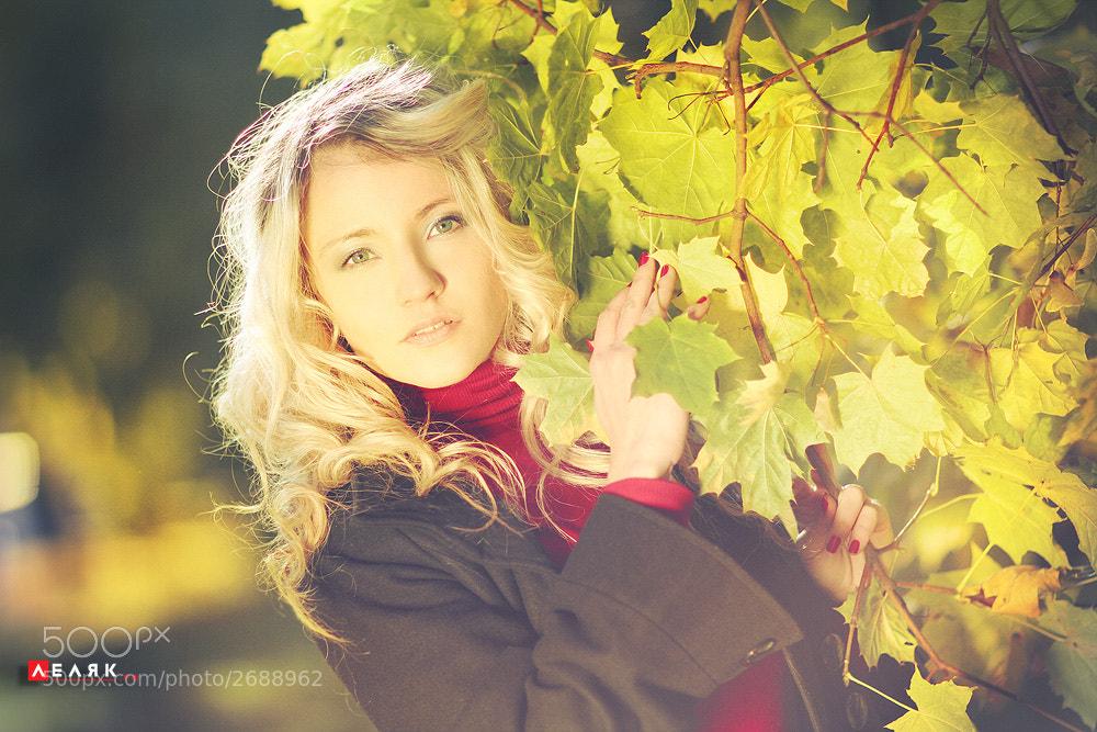 Photograph Осенний портрет by Konstantin Lelyak on 500px