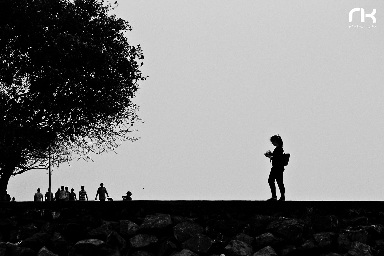 Photograph Silhouette by Nithesh Kanth on 500px