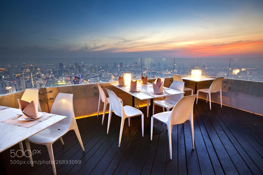 Photograph Dinner Time by Taradol Chitmanchaitham on 500px