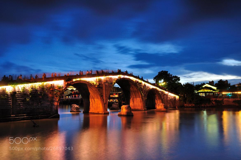 Photograph Beijing Hangzhou the Grande Canale by wang yao on 500px
