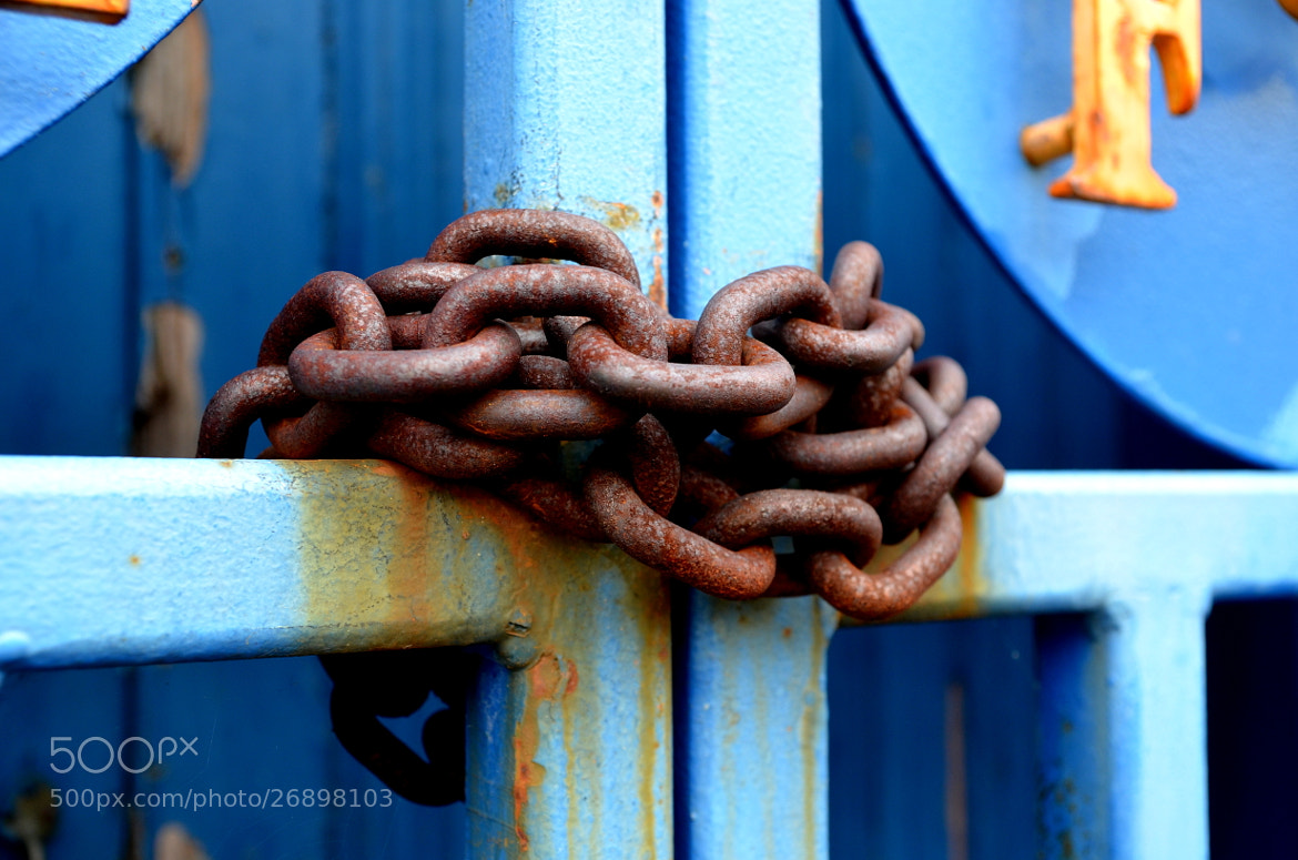 Photograph Locked and Chained by MalekPhotography on 500px