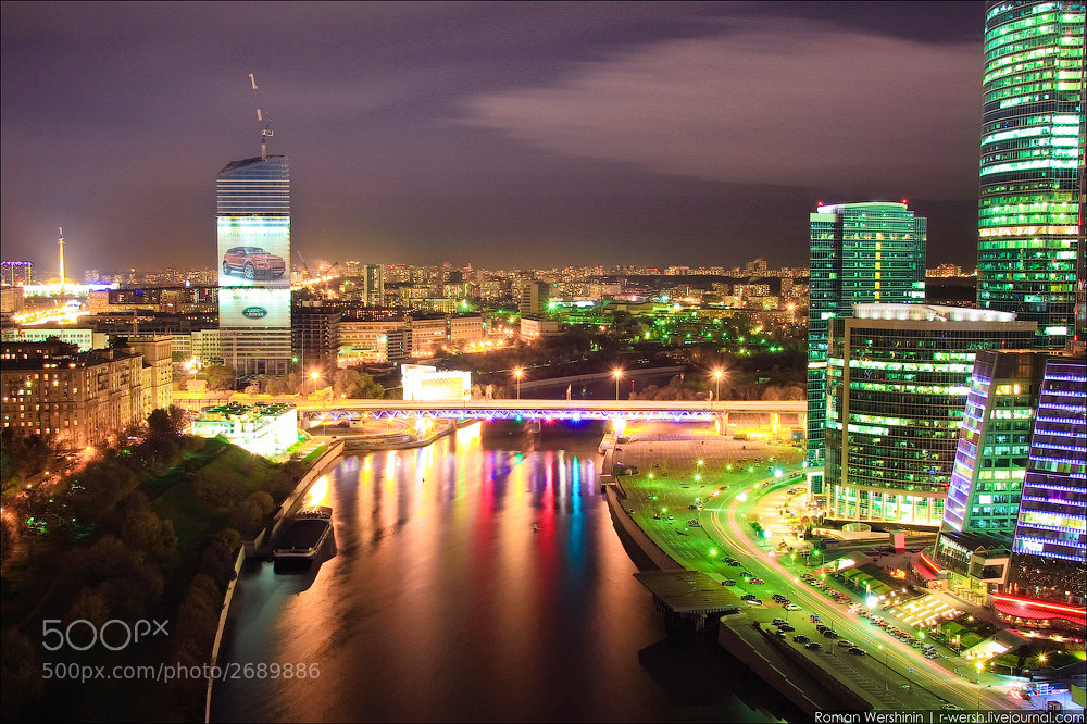Photograph Urban landscape by Roman Wershinin on 500px