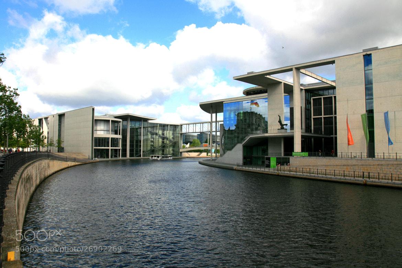 Photograph Berlin Government District by Eva Komenda on 500px