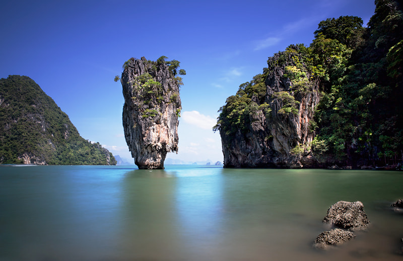 Photograph James Bond Island (Thailand) by Sonia Blanco on 500px