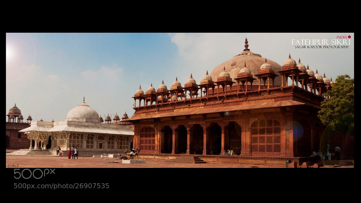 Photograph Salim Chisti mausoleum by Sagar Kapoor on 500px