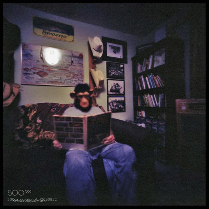 Photograph Reading Self Portrait by Dan Bolton on 500px