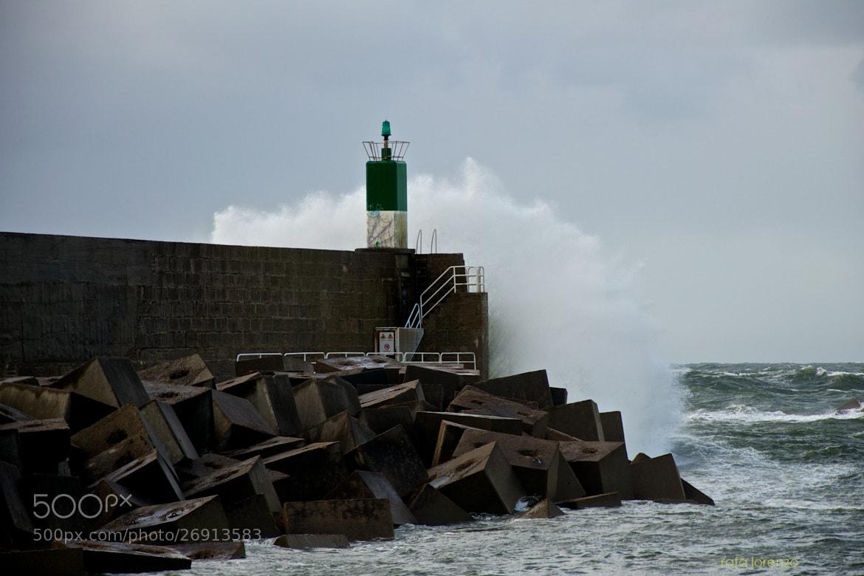 Photograph Sea stopper by Rafa Lorenzo on 500px