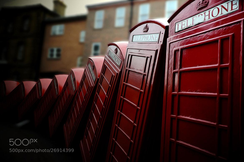 Photograph Telephonedomino 3 by Viktor Stefanov on 500px