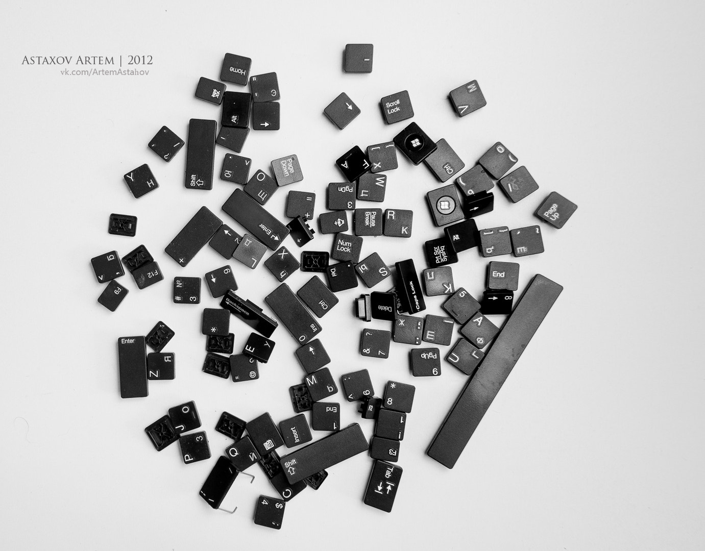 Photograph Keys by Артем Астахов on 500px