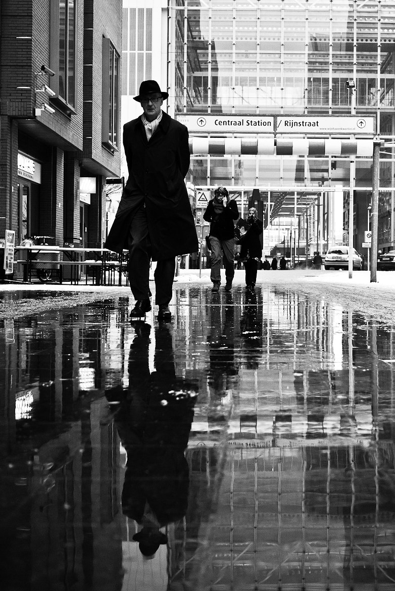 Photograph wet floor by Fokko Muller on 500px
