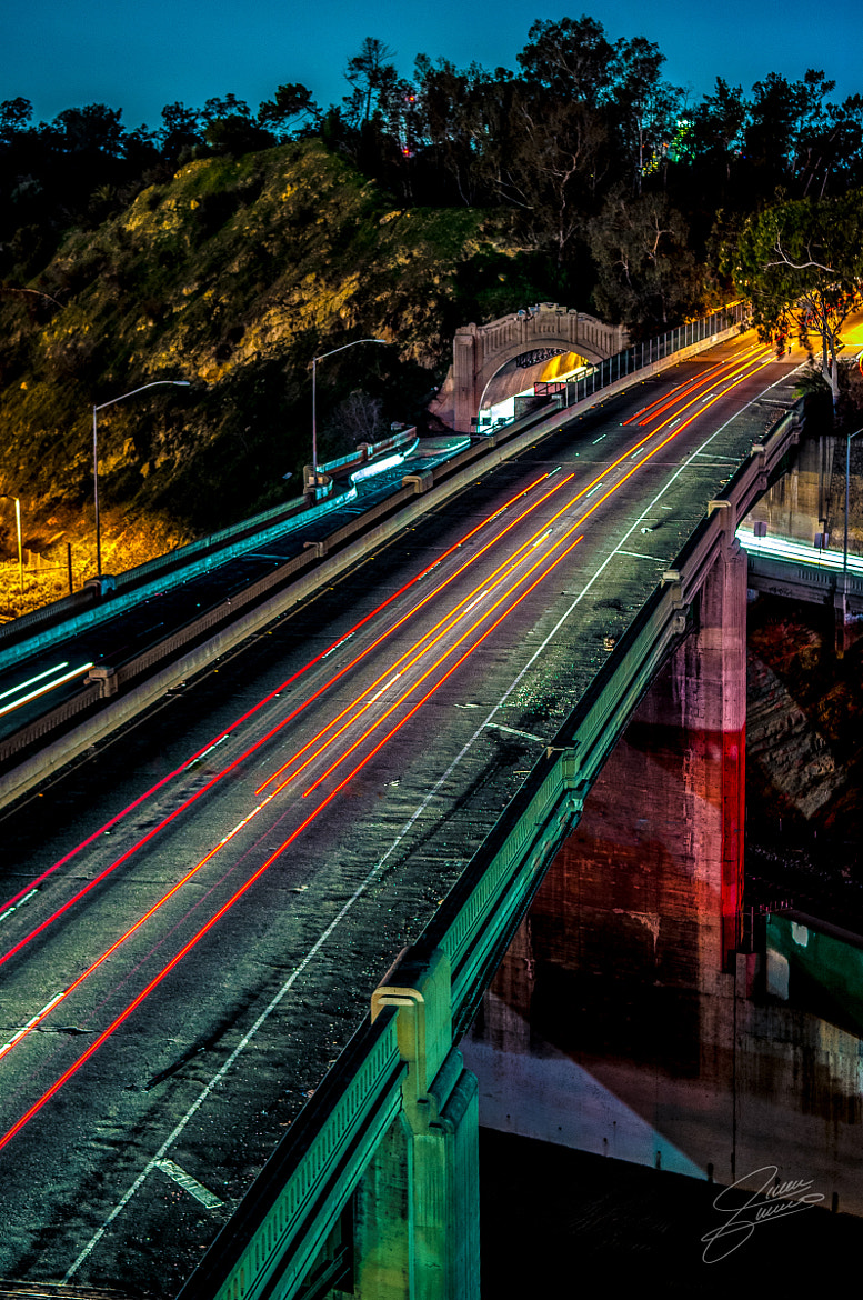 Photograph 110 Freeway by Juan Guevara on 500px