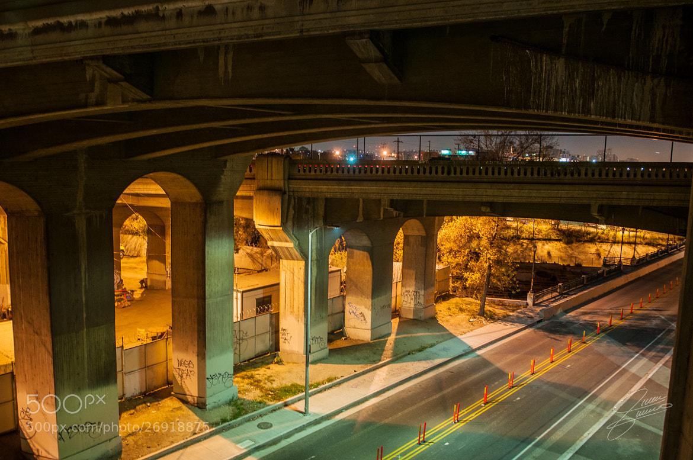 Photograph Bridge by Juan Guevara on 500px