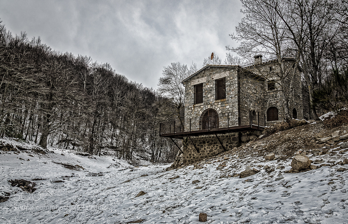 Photograph The House by Juan Cordoba on 500px