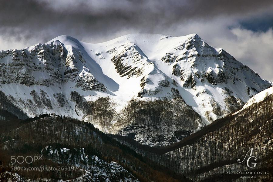 Photograph Himal Velebit by Aleksandar Gospić on 500px