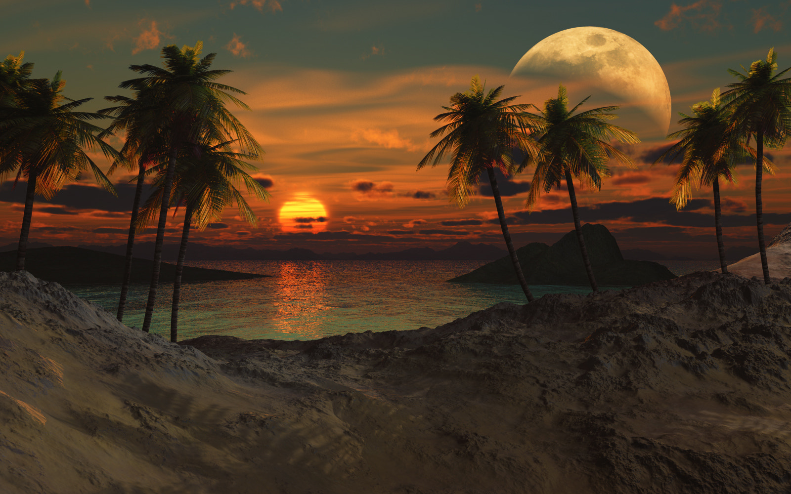 Photograph 3D New World by George Bloise on 500px
