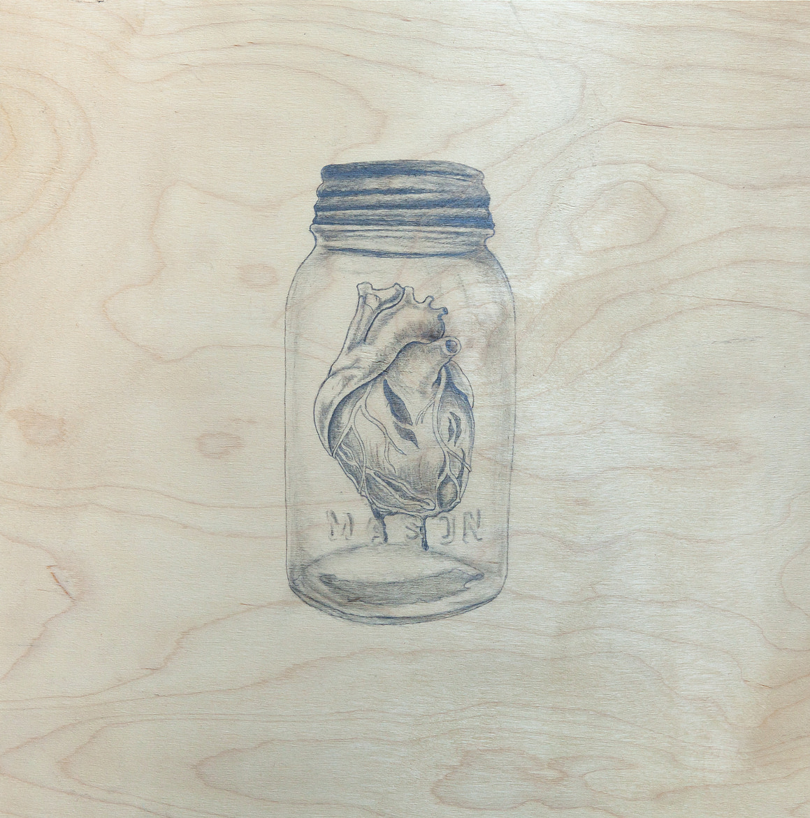 Photograph Heart in a Jar by Phillip McInturff on 500px