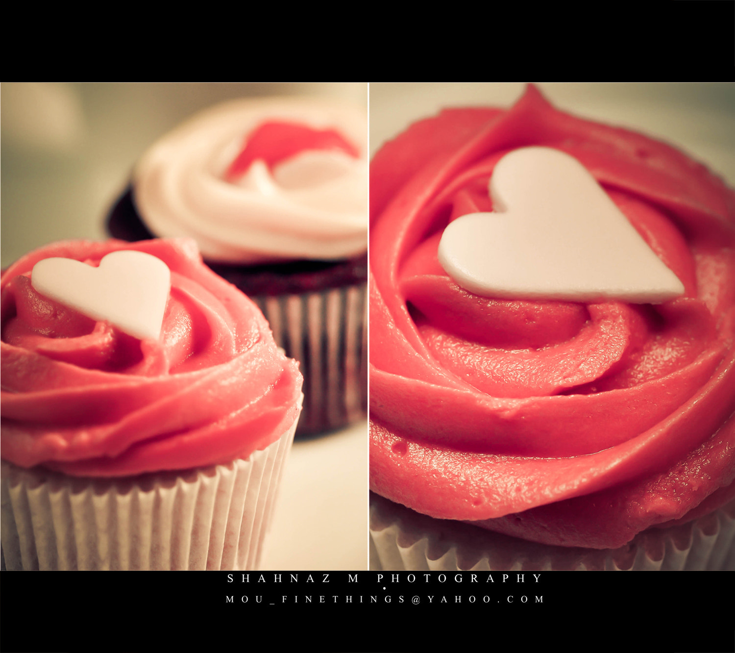 Photograph All you need is Love..... (and Cupcakes)! by Shahnaz M on 500px