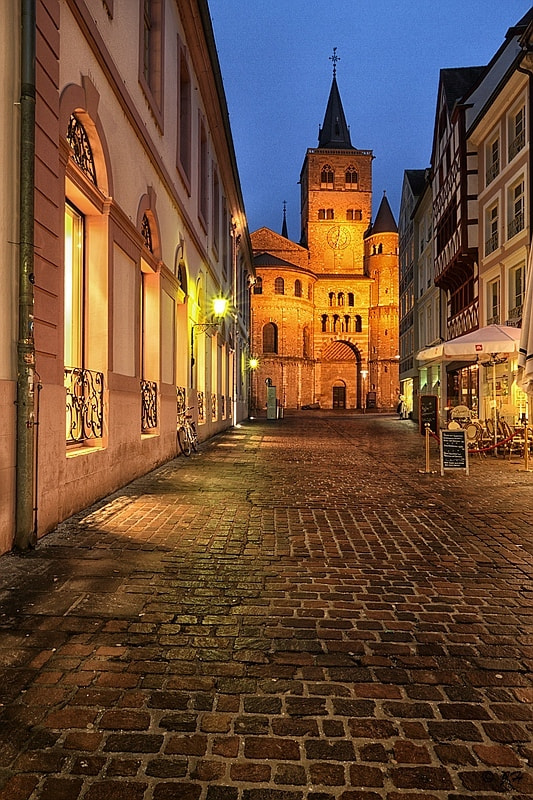 Photograph Dom Trier by Jörg H. on 500px