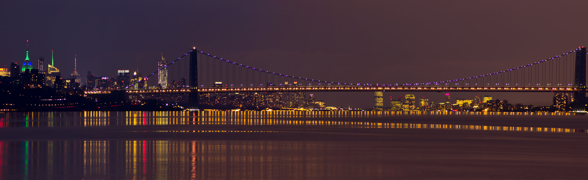 Photograph NYC Lights by Steve Jaccino on 500px