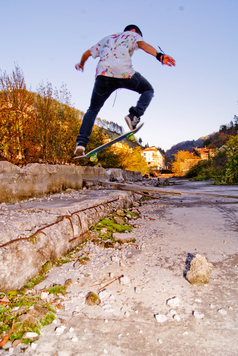 Photograph Skate by Mikel Diaz on 500px