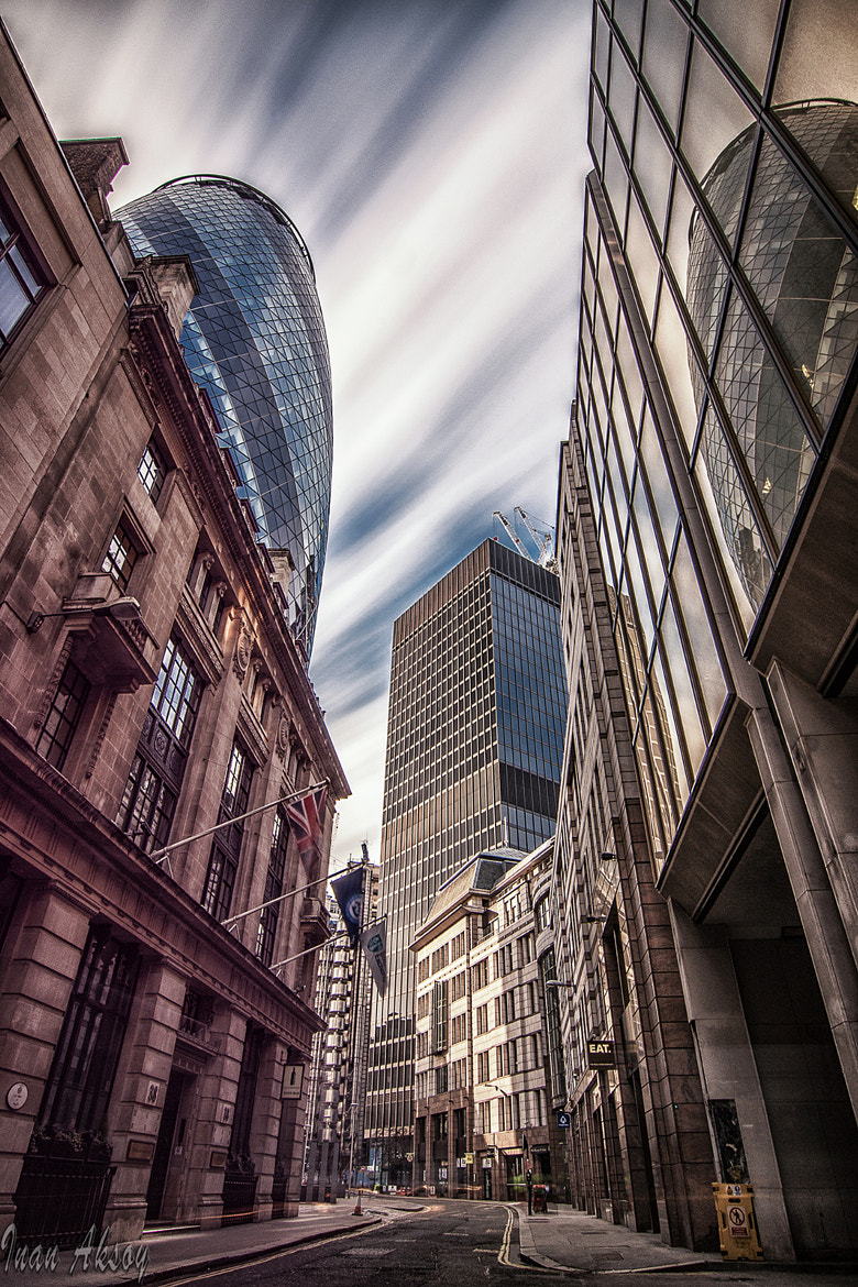 Photograph On the way to the Gherkin Tower by Inan Aksoy on 500px