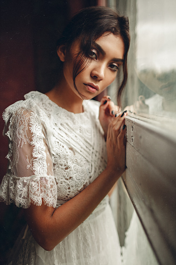 Dina by Kirill Averyanov on 500px.com
