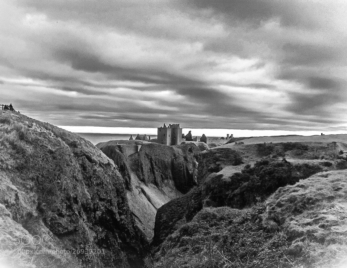 Photograph Scotland.....(Dunnottar Castle) by Ali KoRdZaDeh on 500px