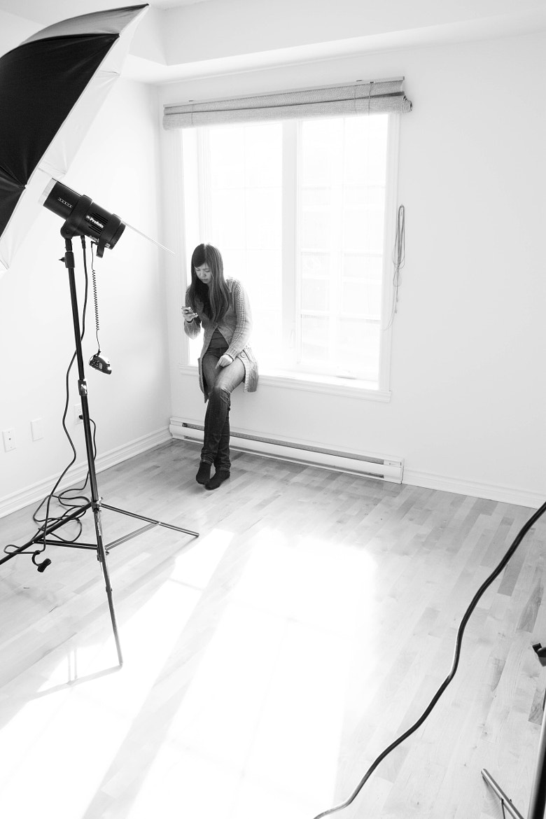 Photograph Shooting day by Jeami Isidore on 500px