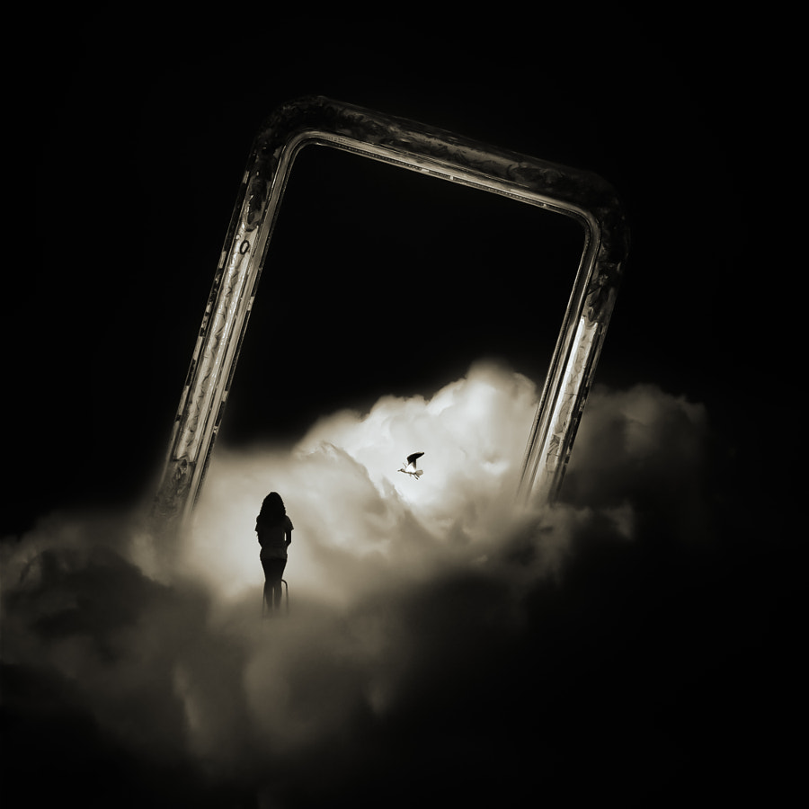 look through the frame by Nic Keller on 500px.com