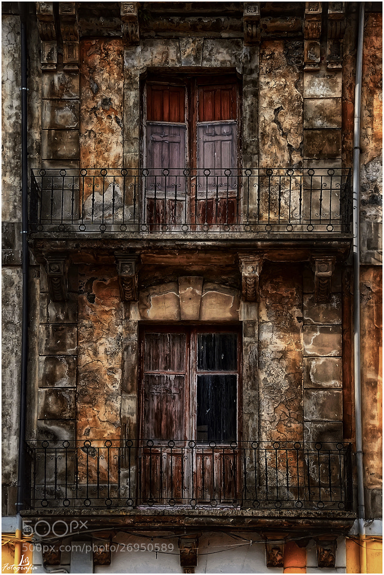 Photograph Windows and Balconies IV (Series) by Manuel Lancha on 500px