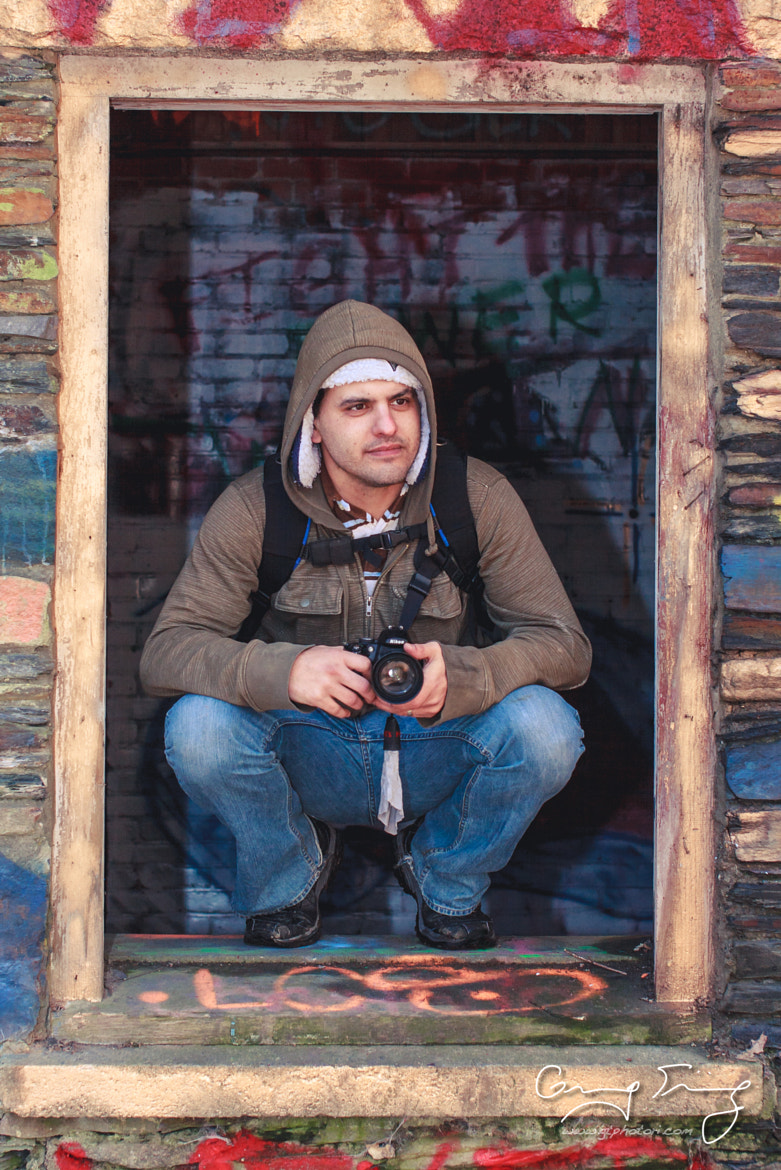 Photograph Sill Sitter by Gregory Thivierge on 500px