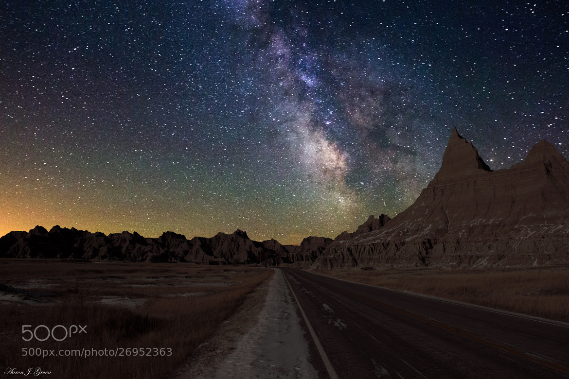 Photograph Highway to... by Aaron J. Groen on 500px