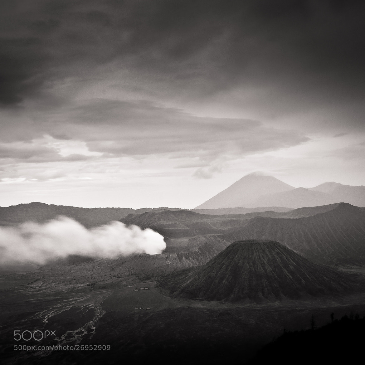 Photograph Mount Bromo - Java by Olivier Bergeron on 500px